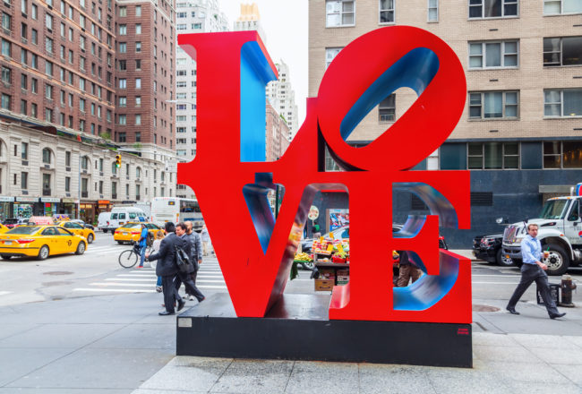 Places to see in walking distance of Times Square