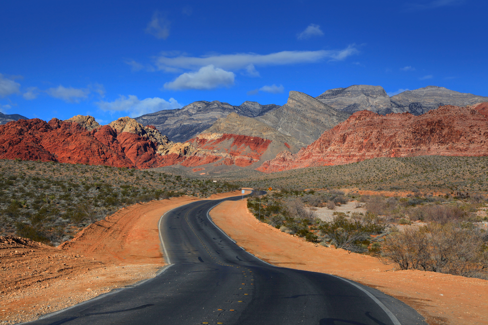 red rock canyon las vegas day trips