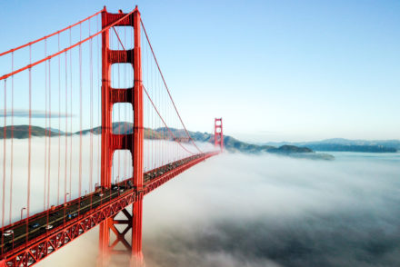 what is san francisco best known for?