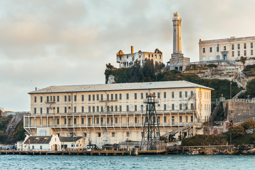 what is san francisco best known for? alcatraz prison
