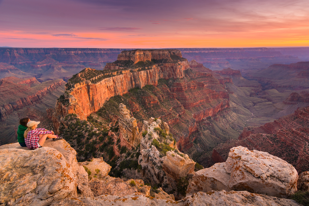 Best places to see the Grand Canyon ideas
