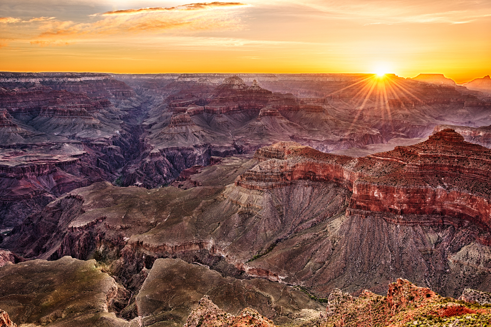 list of Best places to see the Grand Canyon