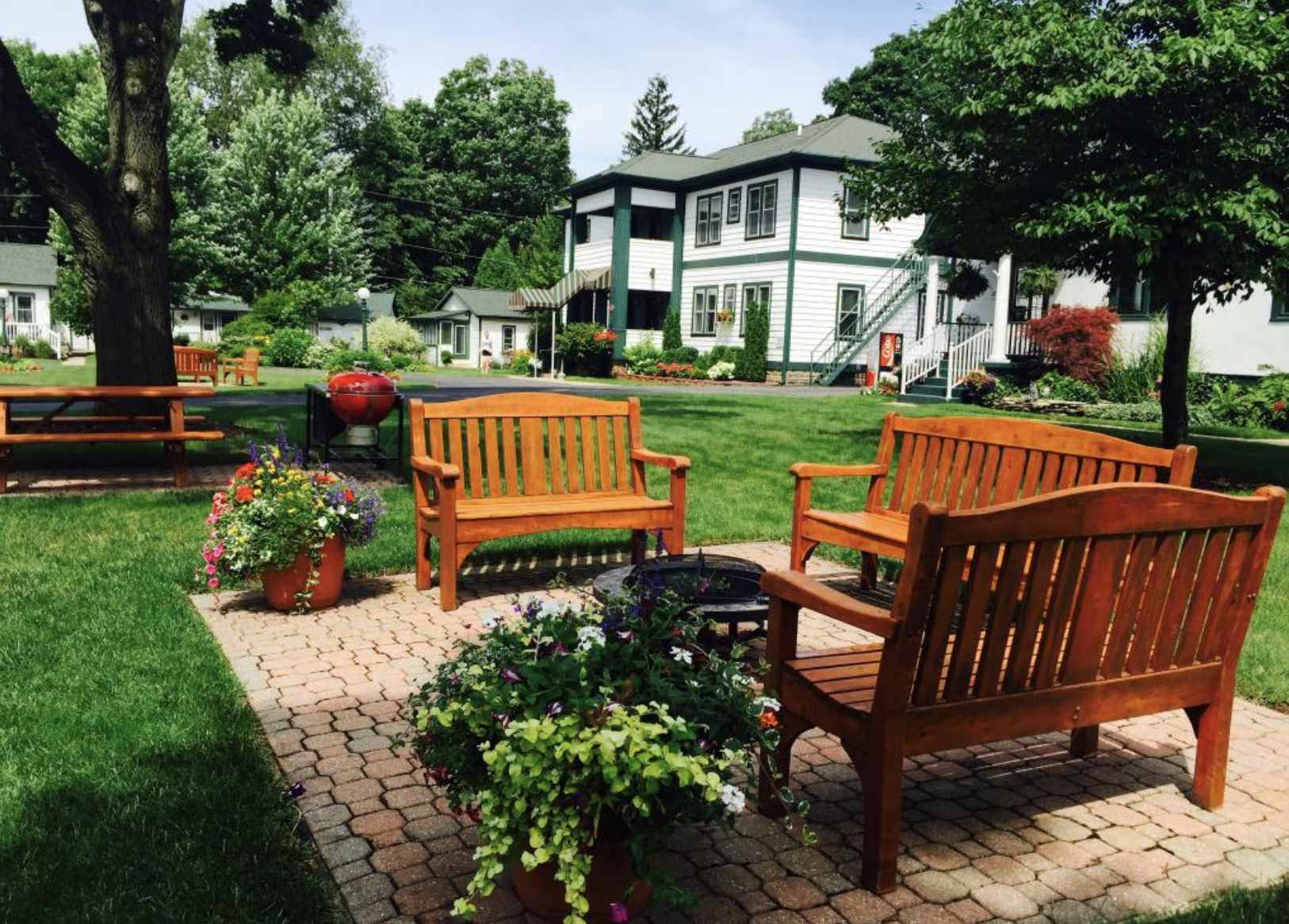 romantic places in Michigan for weekend