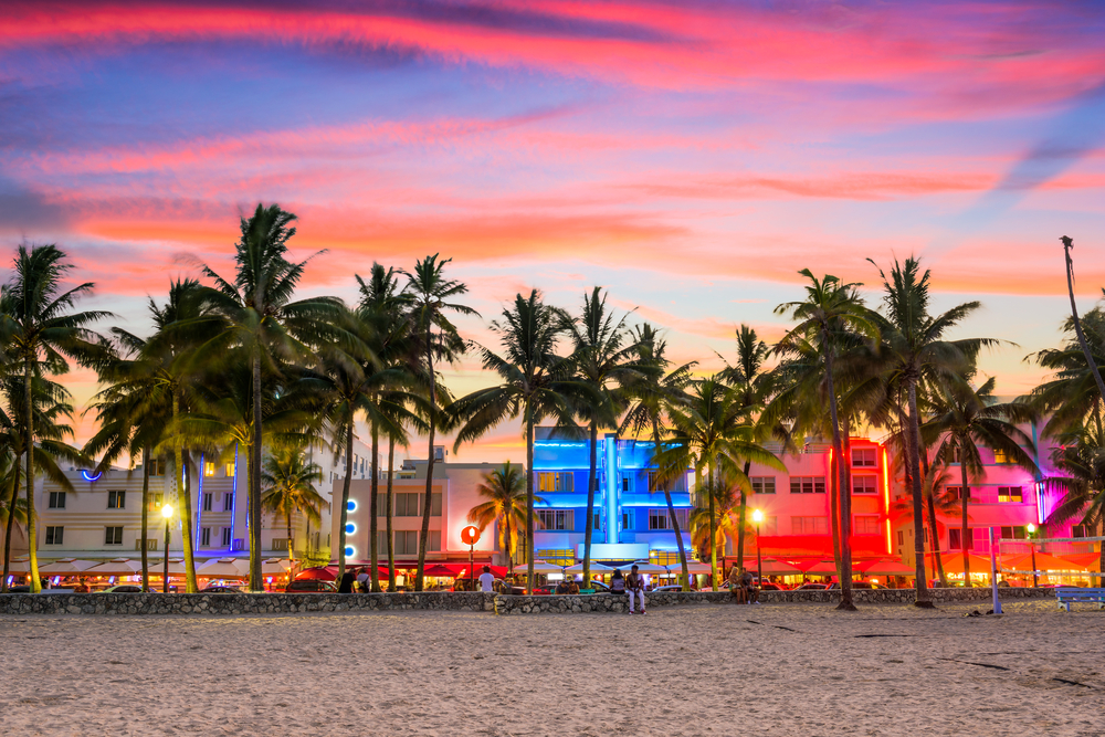 scenic Miami to Key West road trip itinerary