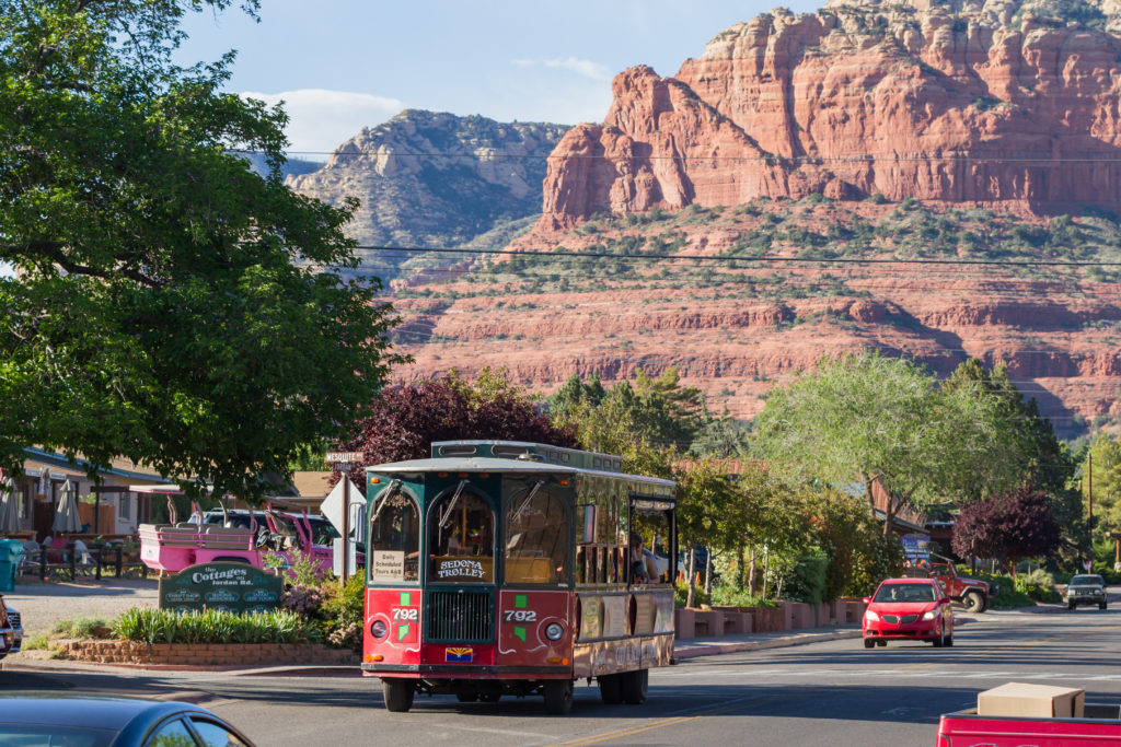 things to do with kids in Sedona list of ideas