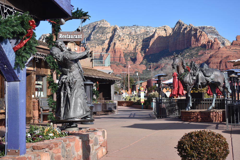 things to do with kids in Sedona main street