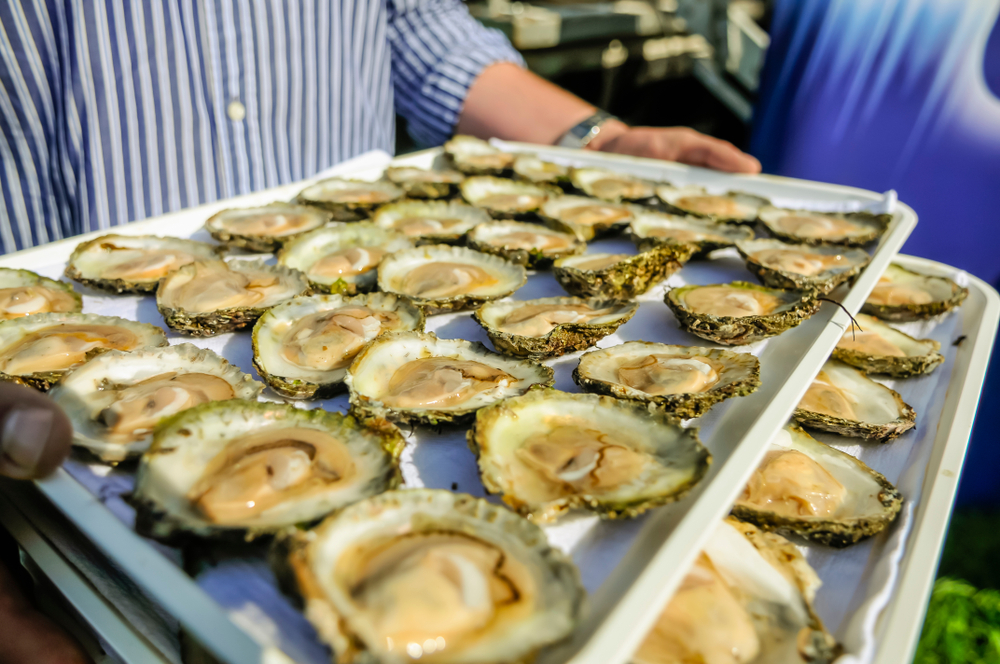 Best Seafood Festivals in the US