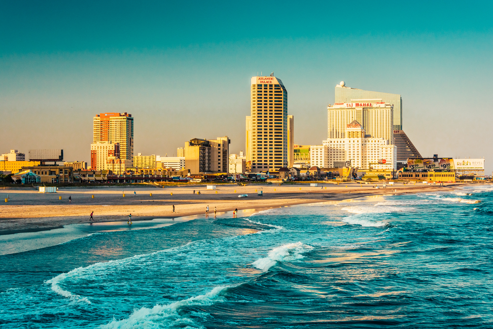 best east coast vacation spots