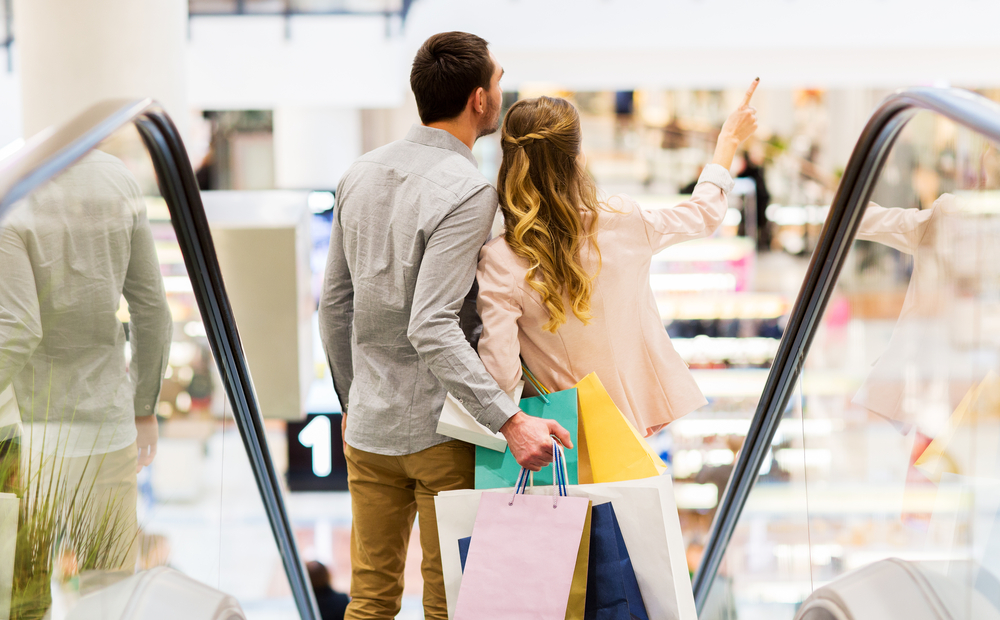 the best outlet malls in California