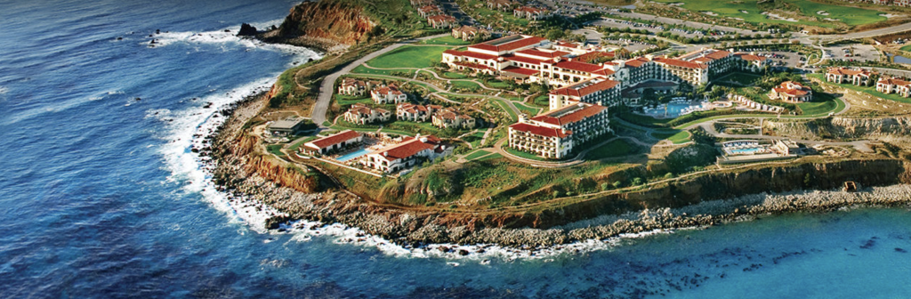 the top beachfront hotels in California